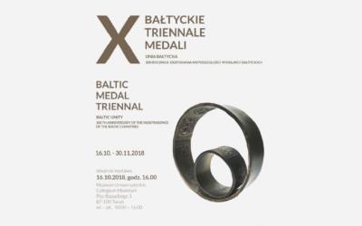 X Bałtyckie Triennale Medali