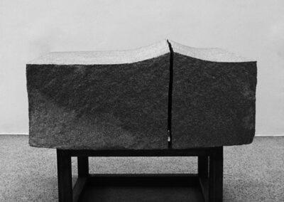 Kamień II curu gray